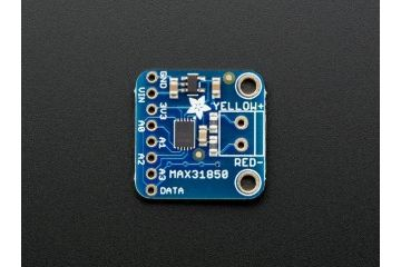 senzorji ADAFRUIT Thermocouple Amplifier with 1-Wire Breakout Board - MAX31850K, Adafruit 1727
