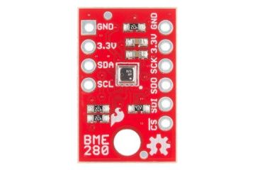 temperature SPARKFUN SparkFun Atmospheric Sensor Breakout - BME280, Sparkfun SEN-13676
