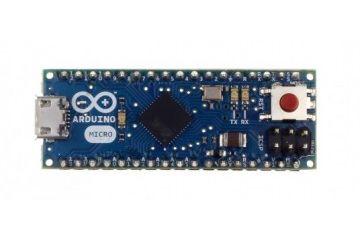 primarne plošče ARDUINO ARDUINO - AT MEGA32u4 - Micro - A000053
