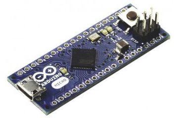 primarne plošče ARDUINO Arduino Micro without headers, Arduino A000093