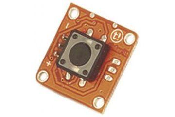 tinkerkit moduli ARDUINO TinkerKit Button Module, Arduino T000180