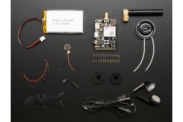 wireless ADAFRUIT Adafruit FONA 800 Breakout Board Starter Pack - SMA Version, adafruit 2522
