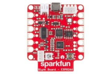 wireless SPARKFUN SparkFun IoT Starter Kit with Blynk Board, spark fun 13865