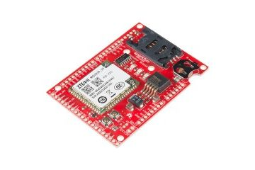 wireless SPARKFUN SparkFun Cellular Shield - MG2639, spark fun 13120