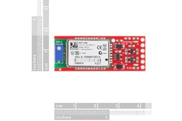 wireless SPARKFUN SparkFun Bluetooth Modem - BlueSMiRF Gold, spark fun 13729