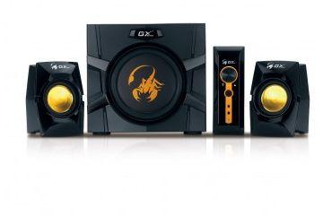zvočniki GENIUS GENIUS SW-G2.1 3000 gaming, Genius 31731016100