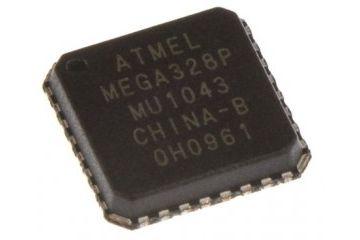 microcontrollers ATMEL ATMEGA328P-MU, 8bit AVR Microcontroller, Atmel, ATMEGA328P-MU