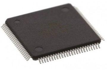 microcontrollers ATMEL ATMEGA2560-16AU, 8bit AVR Microcontroller, Atmel, ATMEGA2560-16AU