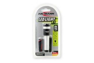 žepne ANSMANN ANSMANN - TORCH, X1 LED - 5816593