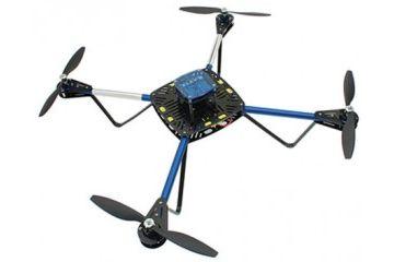 DRONI PARALLAX INC Propeller Elev-8 robot quadcopter kit V2, Parallax Inc, 80200