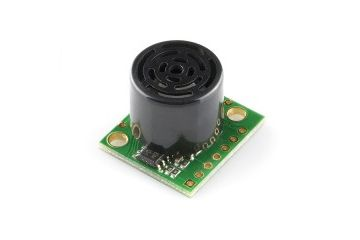 proximity SPARKFUN Ultrasonic Range Finder - LV-MaxSonar-EZ1, SPARKFUN SEN-00639