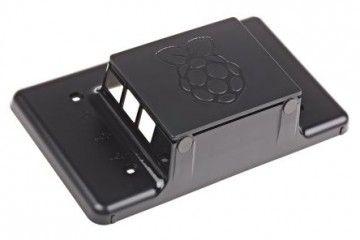 ohišja RS PRO Raspberry Pi LCD Touch Screen Case, Black, ASM-1900035-21