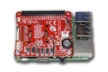 razvojni dodatki PIMODULES UPS PIco HV3.0A TopEnd with 450mAh Battery, PM_032