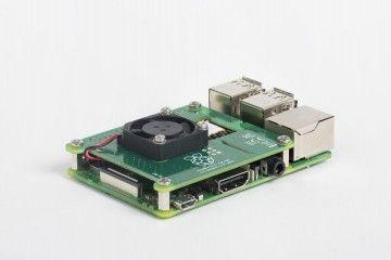 razvojni dodatki RASPBERRY PI Power over Ethernet (PoE) HAT for Raspberry Pi 3 Model B+, RPI3-MODBP-POE