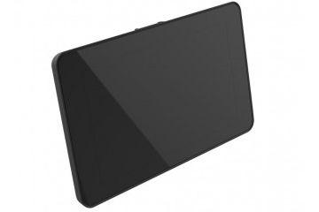 ohišja MULTICOMP Raspberry Pi 4 Model B, 7 inch Touch Screen Display Enclosure, Black, Multikomp Pro ASM-1900147-21