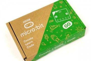 boards MICRO BIT BBC MICRO:BIT V2 GO BUNDLE, MEFV2G, 3577590