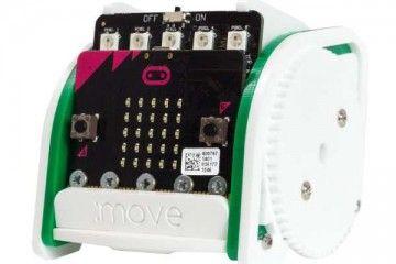 dodatki KITRONIK Educational Hobby Kit, :MOVE MINI Buggy Kit For micro:bit, Robotics Development, Kitronik 5624