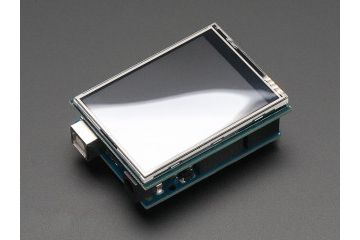 displays ADAFRUIT 2.8 TFT Touch Shield for Arduino with Resistive Touch Screen, Adafruit 1651