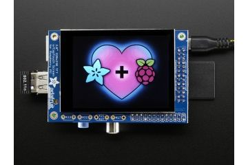 razvojni dodatki ADAFRUIT PiTFT Mini Kit - 320x240 2.8 TFT+ Capacitive Touchscreen, Adafruit 1983