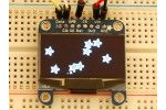 oled ADAFRUIT Monochrome 1.3'' 128x64 OLED graphic display - Adafruit 938