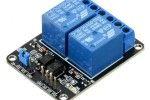 dodatki JH ELECTRONICS 5V 2 Channel Relay Module Shield, JH ELEC. YXK326