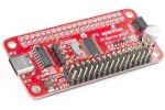 HATs RASPBERRY PI SparkFun Servo pHAT for Raspberry Pi, Sparkfun, DEV-15316