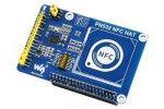HATs WAVESHARE PN532 NFC HAT for Raspberry Pi, I2C - SPI - UART, Waveshare 16958
