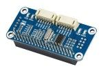 HATs WAVESHARE Serial Expansion HAT for Raspberry Pi, I2C Interface, 2-ch UART, 8 GPIOs, Waveshare 15667