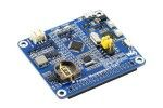 HATs WAVESHARE Power Management HAT for Raspberry Pi, Embedded Arduino MCU and RTC, Waveshare 17210